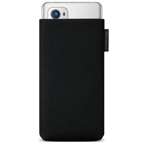 Bild 1 von Adore June Classic Recycled Premium Handytasche für OnePlus 9 Pro in Farbe Schwarz