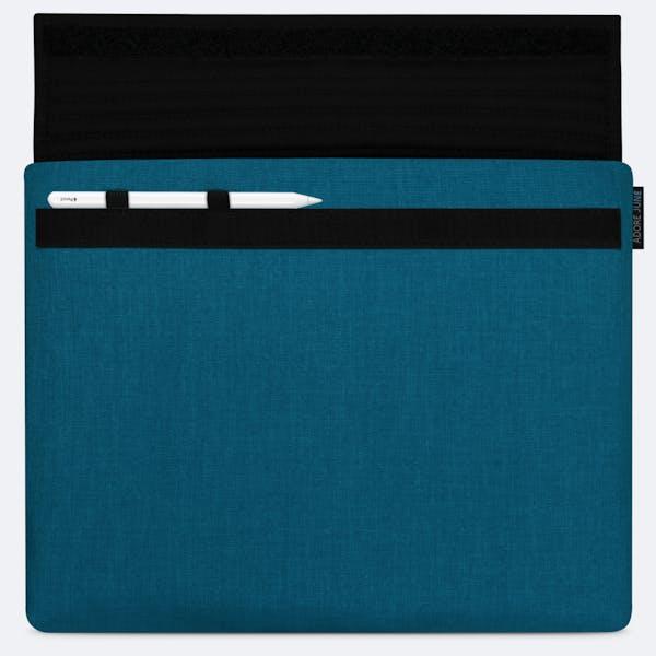 Bild 1 von Adore June Classic Hülle für Apple iPad Pro 12 9 in Farbe Ozean-Blau
