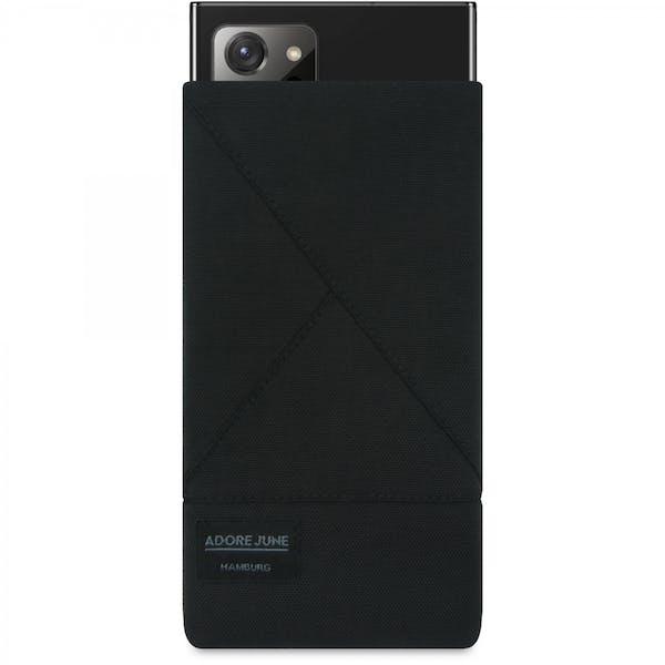 Bild 1 von Adore June Triangle Tasche für Samsung Galaxy Note 20 Ultra in Farbe Schwarz