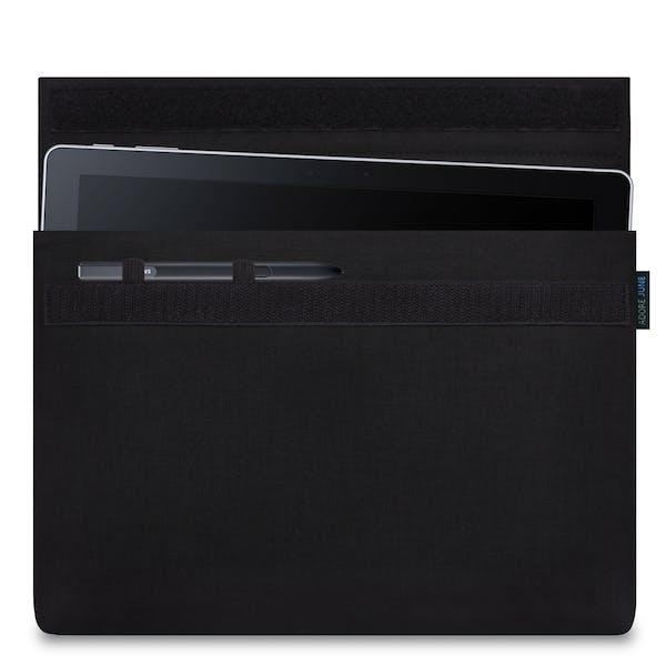 Bild 1 von Adore June Classic Hülle für Samsung Galaxy Book 12 in Farbe Schwarz