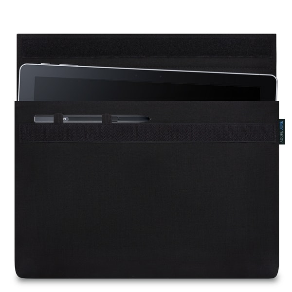Image 1 of Adore June Classic Sleeve for Samsung Galaxy Book 12 Color Black