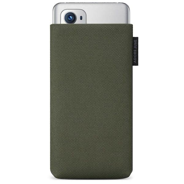 Bild 1 von Adore June Classic Recycled Premium Handytasche für OnePlus 9 Pro in Farbe Oliv-Grün