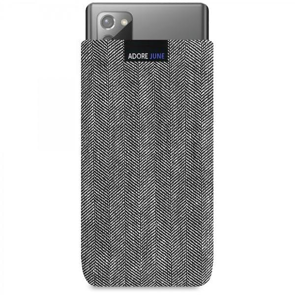 Bild 1 von Adore June Business Tasche für Samsung Galaxy Note 20 in Farbe Grau / Schwarz