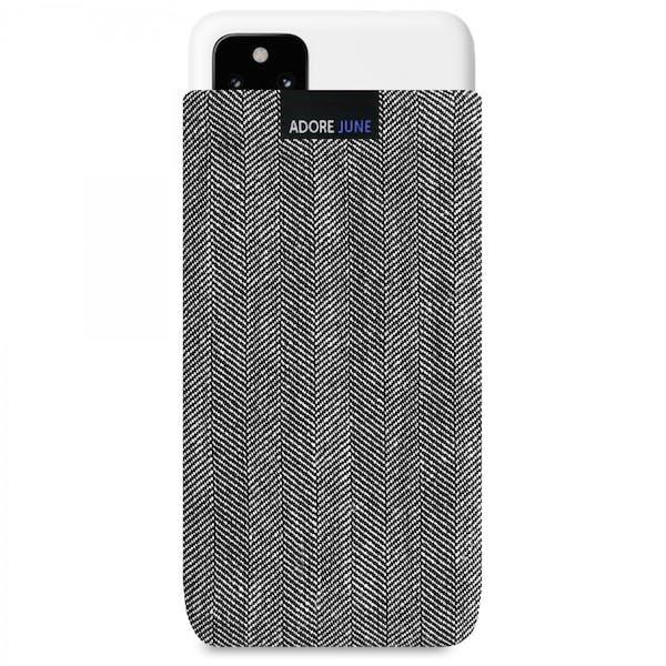 Bild 1 von Adore June Business Tasche für Google Pixel 4a (5G) in Farbe Grau / Schwarz