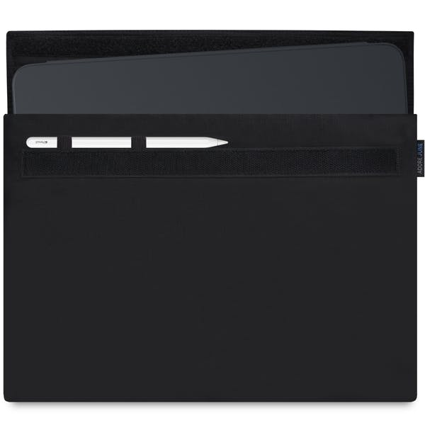 Image 1 of Adore June Classic Sleeve for Apple iPad Pro 12 2018 Color Black