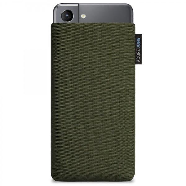 Bild 1 von Adore June Classic Tasche für Samsung Galaxy S21 in Farbe Oliv-Grün