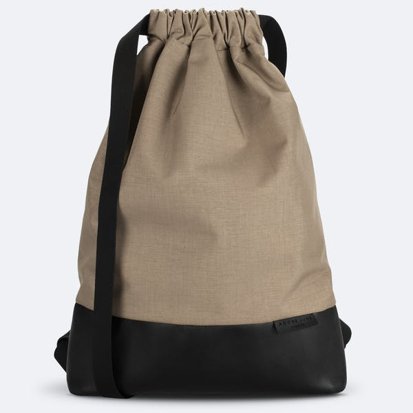 Image 1 of Adore June Backpack Tote Teo Color Camel