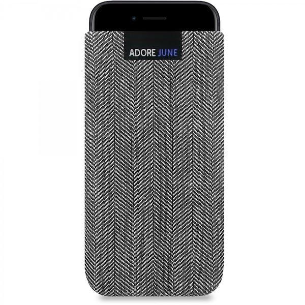 Bild 1 von Adore June Business Tasche für Apple iPhone SE 2 in Farbe Grau / Schwarz