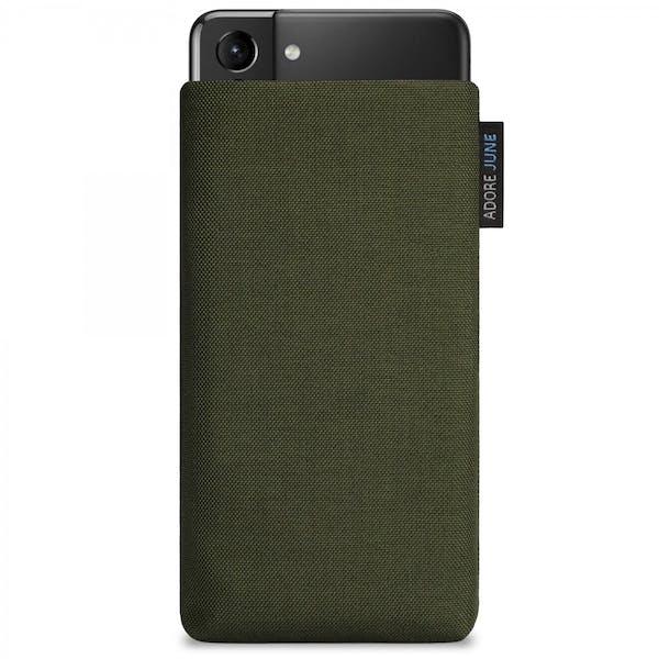 Bild 1 von Adore June Classic Tasche für Samsung Galaxy S21 Plus in Farbe Oliv-Grün