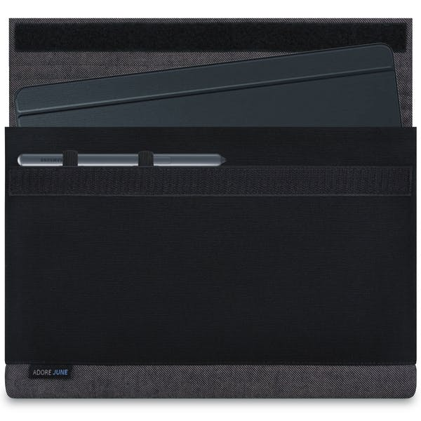 Bild 1 von Adore June Bold Hülle für Samsung Galaxy Tab S6 in Farbe Grau / Back