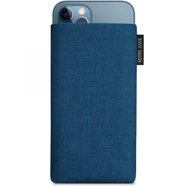 Bild 1 von Adore June Classic Tasche für Apple iPhone 12 Pro Max in Farbe Ozean-Blau