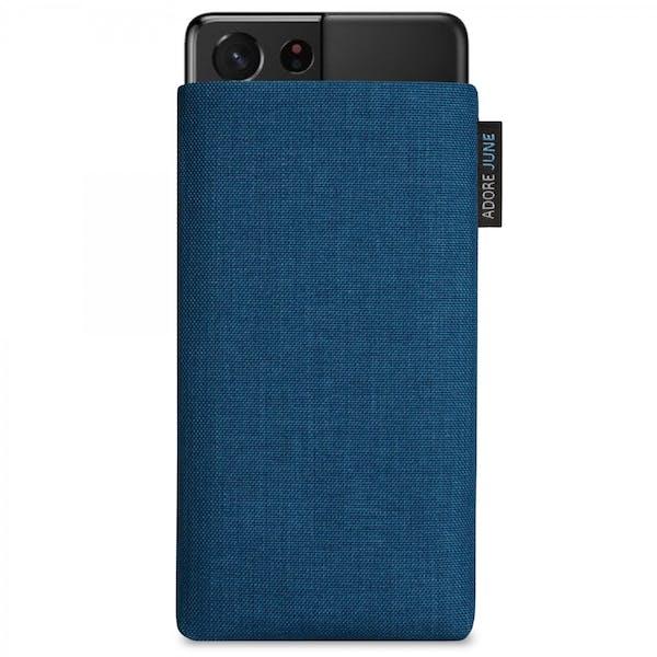 Bild 1 von Adore June Classic Tasche für Samsung Galaxy S21 Ultra in Farbe Ozean-Blau