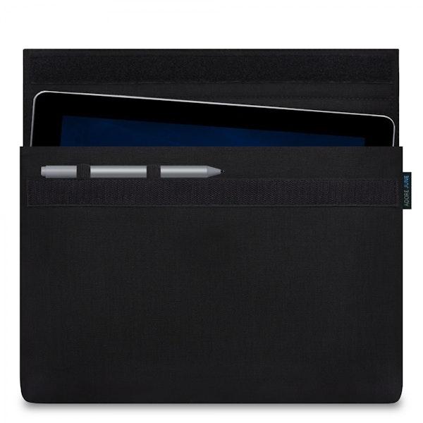 Bild 1 von Adore June Classic Hülle für Microsoft Surface Go in Farbe Schwarz