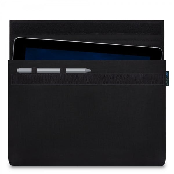 Image 1 of Adore June Classic Sleeve for Microsoft Surface Go Color Black