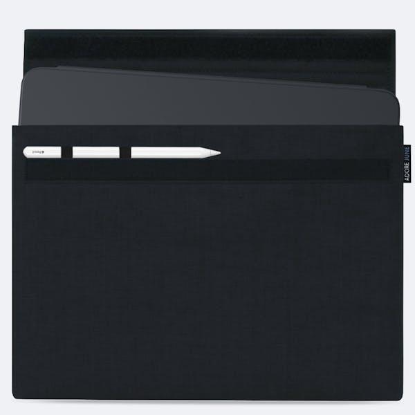 Bild 1 von Adore June Classic Hülle für Apple iPad Pro 12 9 in Farbe Schwarz