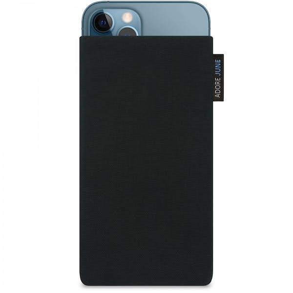 Bild 1 von Adore June Classic Tasche für Apple iPhone 12 Pro Max in Farbe Schwarz