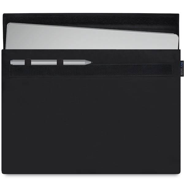 Image 1 of Adore June Classic Sleeve for Microsoft Surface Pro 7 and Surface Pro 6 Color Black