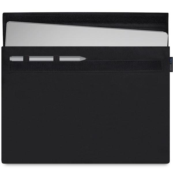 Bild 1 von Adore June Classic Hülle für Microsoft Surface Pro 7 und Surface Pro 6 in Farbe Schwarz