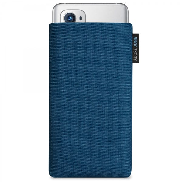 Image 1 of Adore June Classic Sleeve for OnePlus 9 Pro Color Ocean-Blue