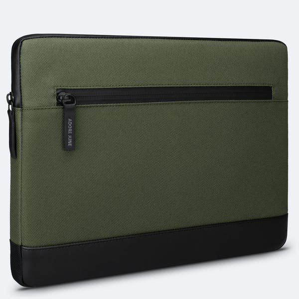 Image 1 of Adore June Bent Sleeve for Surface Pro 8 and Surface Pro X Color Olive-Green