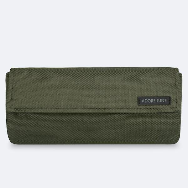 Image 1 of Adore June Protection Case for Sonos Roam Vidar Color Olive-Green